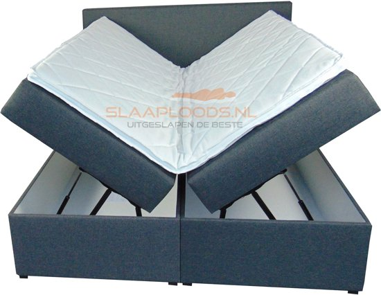 bol   slaaploods.nl miami - boxspring met opbergruimte - 180x200