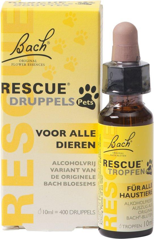 Bach Rescue Remedy Pets Druppels - Dieren Antistressmiddel - 10 ml