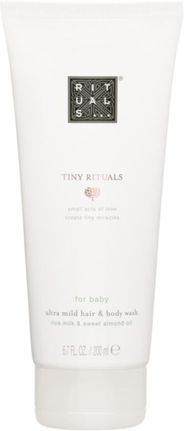 RITUALS Tiny Rituals Baby Hair & Body Wash - 1stuk