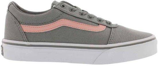 4cda307a66d bol.com | Vans YT Atwood zwart grijs sneakers kids