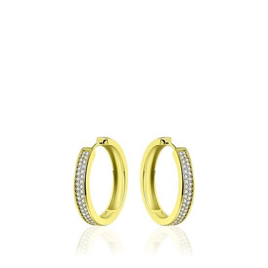 Jewels Inc. Oorbellen 925 Zilver