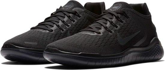 low priced b3469 bb0e0 Nike Free RN Sportschoenen Heren Sneakers - Maat 44 - Mannen - zwart