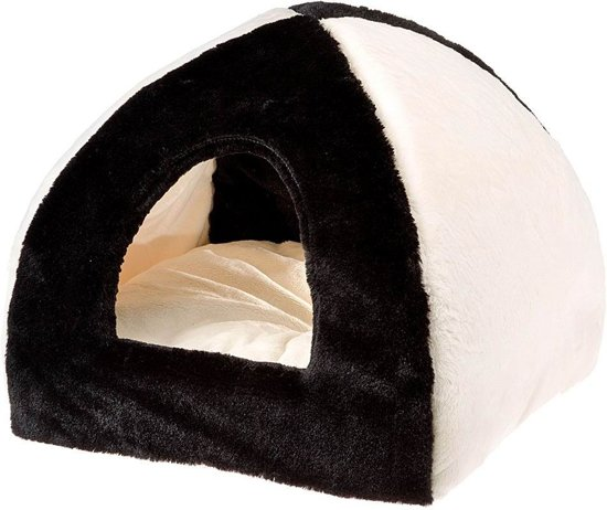 Ferplast - TIPI - Medium Soft - Bruin - 42 x 42 x h 36 cm