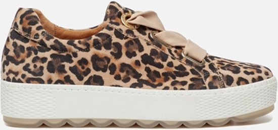 Gabor Comfort Dames Sneakers Beige Maat 38.5