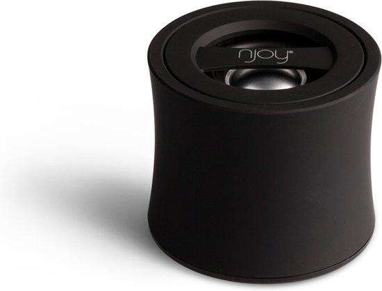 Njoy the Music - Flat Black