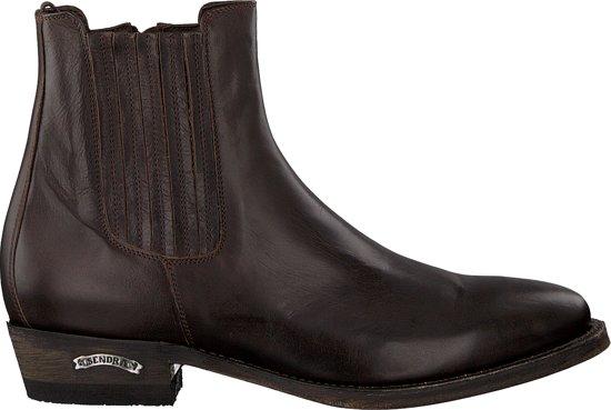 | Sendra Heren Chelsea Boots 12102 Bruin Maat 42