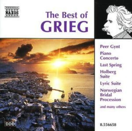 The Best of Grieg