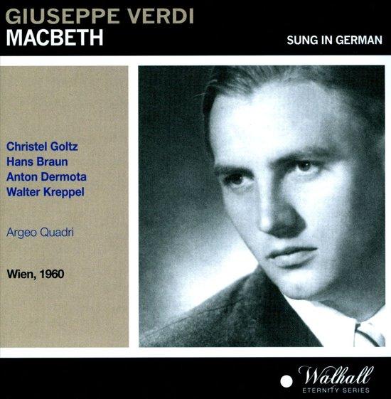 Verdi: Macbeth (Sung In German, Wie
