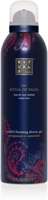 RITUALS The Ritual of Yalda Doucheschuim - schuimende douchegel - 200 ml