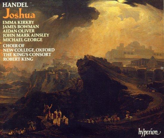 Handel: Joshua / King, Ainsley, Kirkby, Bowman