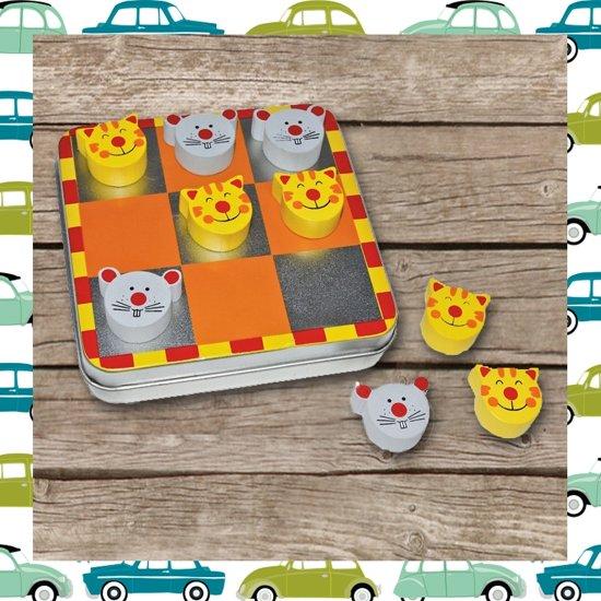 Afbeelding van het spel Tic Tac Toe - Boter Kaas en Eieren reisspel