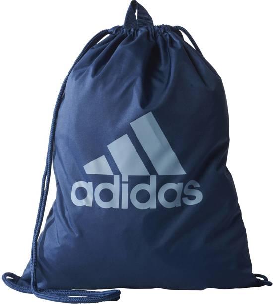 a2bbdac7f38 bol.com   adidas Performance Logo Gymbag S99651-Sporttas-Unisex-Maat ...