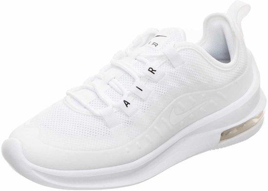 Nike Axe Air Max - Enfants Gris / Blanc xJdeB
