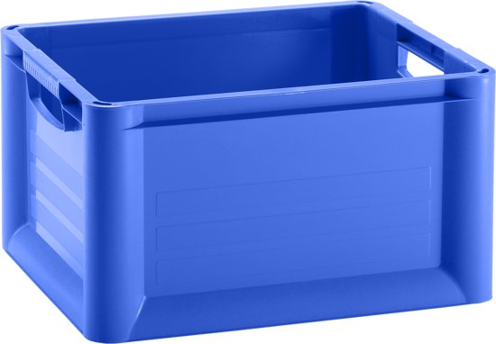 Curver Unibox 2nd Generation Opbergbox - 30 l - Blauw