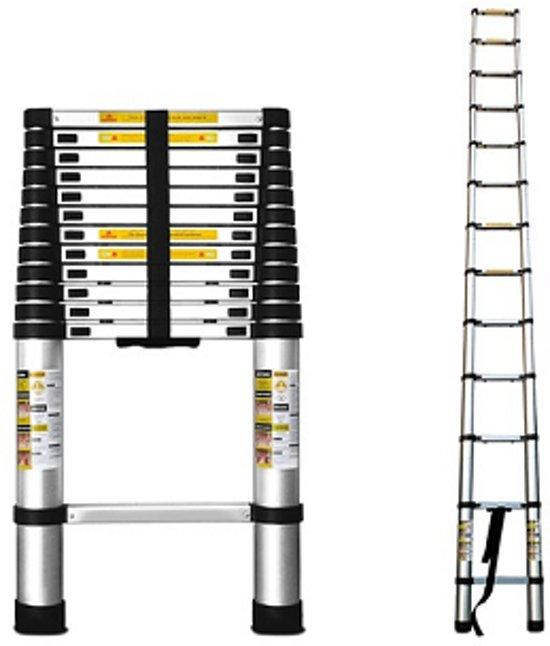 Telescopische ladder for Trap 2 meter