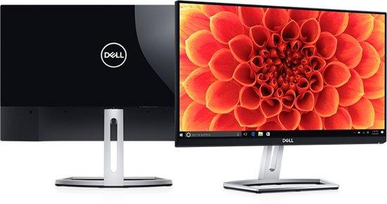 DELL S Series S2218M 21.5'' Full HD LED Flat Zwart computer monitor