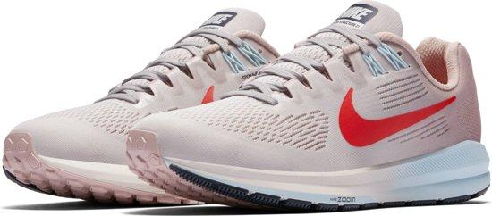 Nike Air Zoom Structure 21 Hardloopschoenen Dames - Grijs