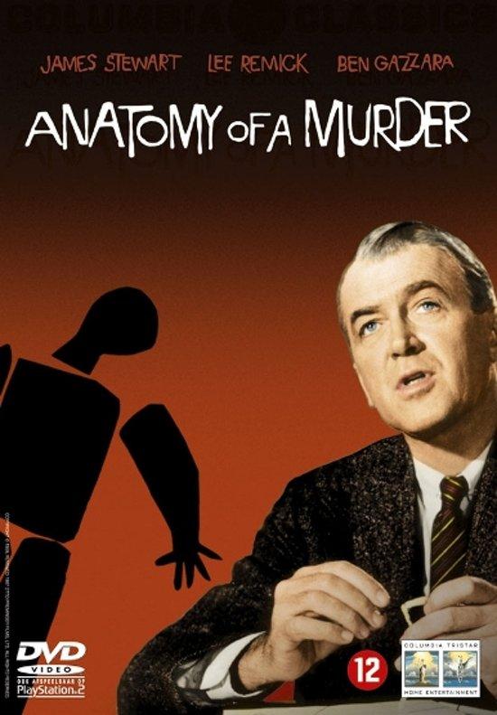 bol.com | Anatomy Of A Murder (1959) (Dvd), James Stewart | Dvd\'s