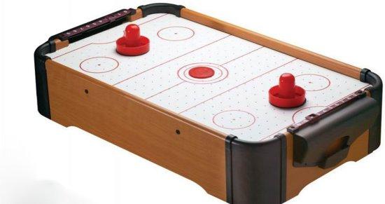 Bol mini air hockey tafel cm speelgoed