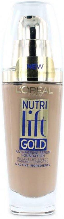 L'Oréal Paris Nutri Lift Gold Anti-Ageing Serum Foundation - 250 Sand
