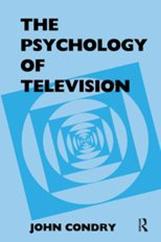 The Psychology of Television