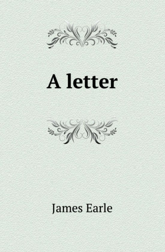 A Letter