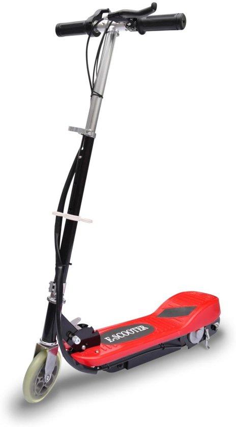 Afbeelding van Elektrische Step 120W Rood speelgoed