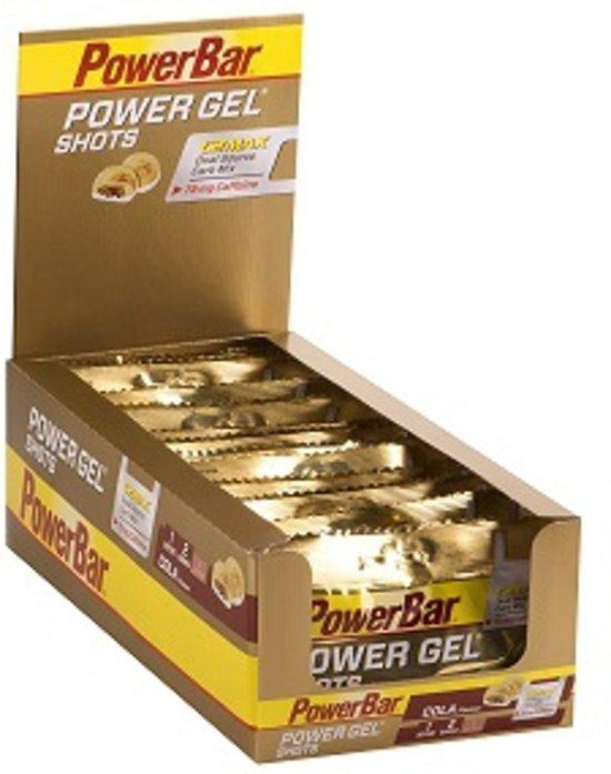 PowerBar Powergel Shots Cola 16x60g