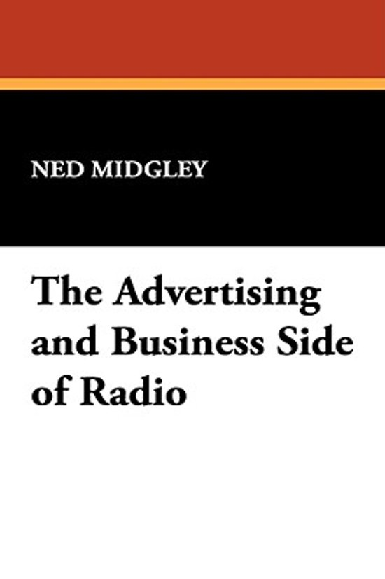 The Advertising and Business Side of Radio