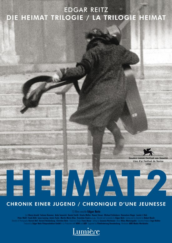 Heimat 2 - Chronik Einer Jugend (Deluxe Edition)