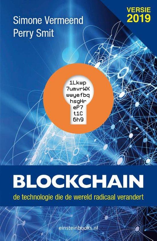 Blockchain de technologie die de wereld radicaal verandert