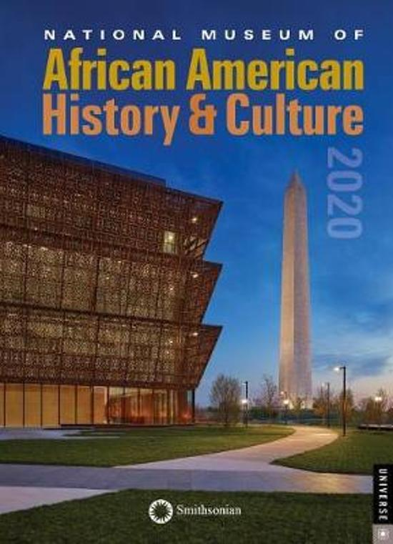 The National Museum of African American History & Culture 2020 Engagement Calendar