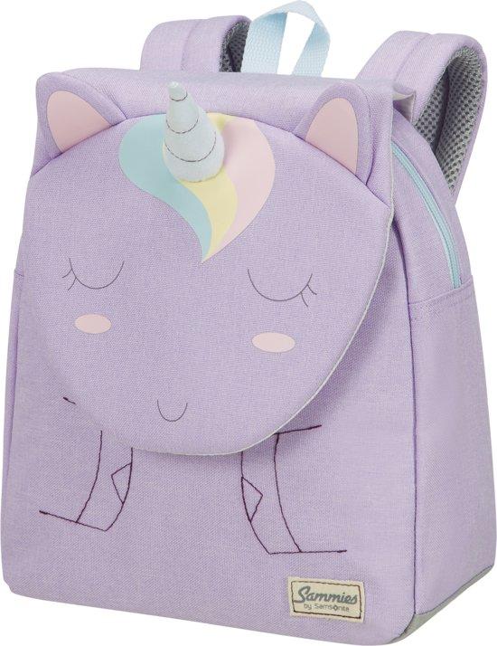 Sammies By Samsonite Kinderrugzak - Happy Sammies Backpack S Unicorn Lily