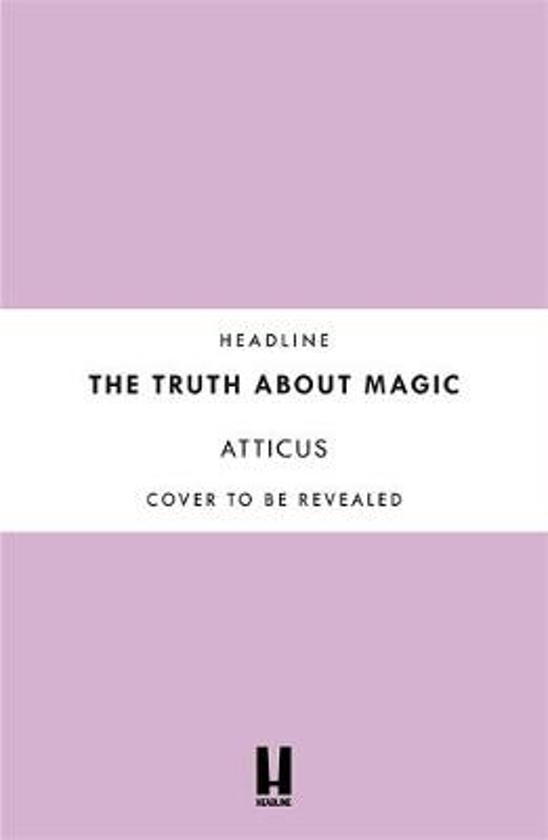 Boek cover The Truth About Magic van Atticus Poetry (Hardcover)