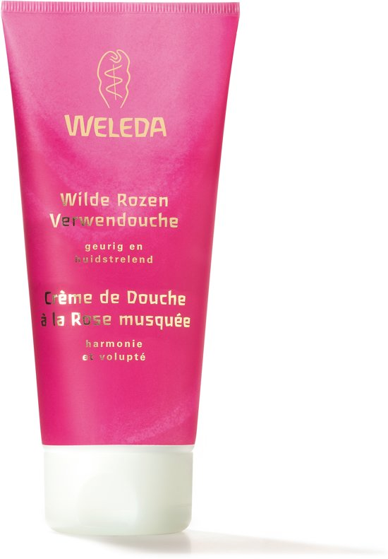 Weleda Wilde Rozen  Douchecrème - 200 ml