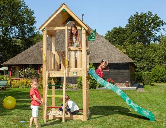 Speeltoestel Kleine Tuin : Bol.com jungle gym jungle club speeltoestel hout met