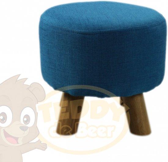 Teddy hocker baby blauw