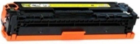 HP 128A huismerk toner geel