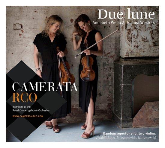 Random Repertoire For Two Violins