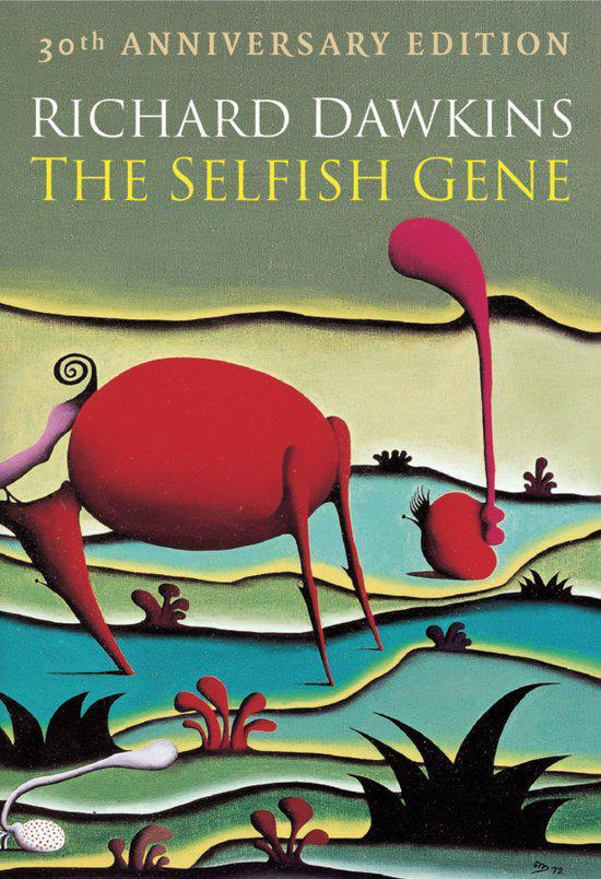 The Selfish Gene:30th Anniversary edition