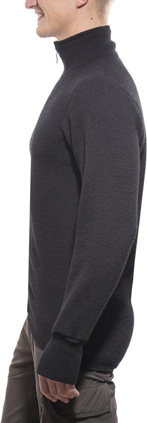 Xl 600 Maat Volwassenen Zwart Sweater Woolpower WOqHAn66