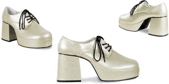 Chaussures Argent Disco Pour Les Hommes SKJPjYJHs