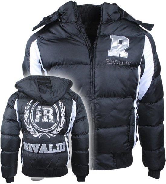 Winterjas Wit Heren.Bol Com Rivaldi Rb7 Collection Heren Winterjas Met Capuchon