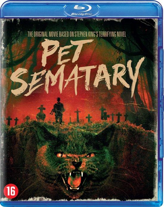 DVD cover van Pet Sematary (Remastered 19) (Blu-ray)