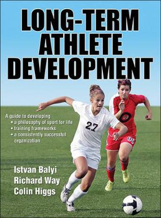 Long-term Athlete Development