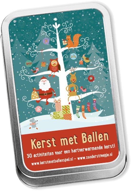 Kerst met Ballen - kerstspel - familiespel - 3+