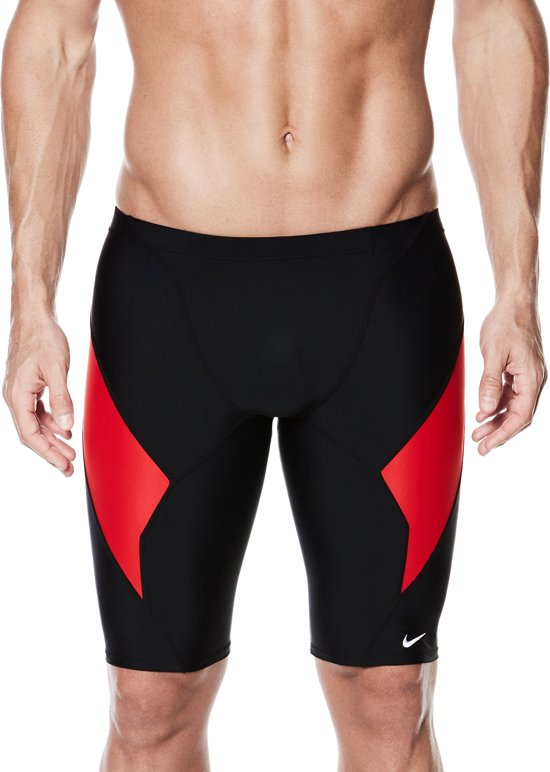 Nike Swim Zwembroek Heren Jammer - University Red - 46