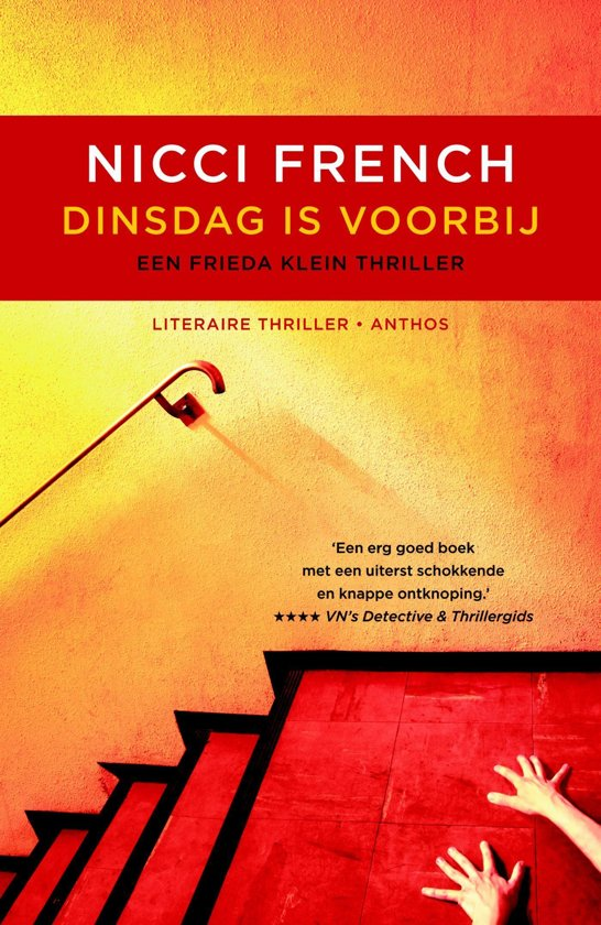 Nicci French Dinsdag Is Voorbij Ebook