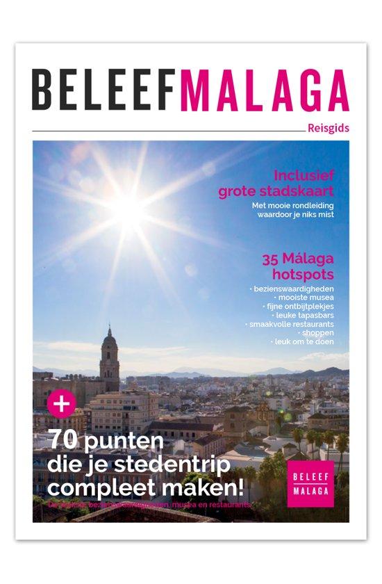 Reisgids Malaga (magazine) - Beleef Malaga - mei 2018