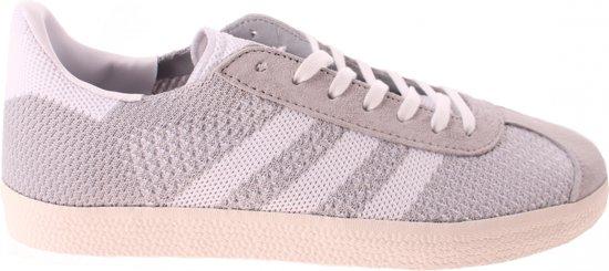 8a09dfdcb76 bol.com   Adidas Sneakers Gazelle Primeknit Unisex Grijs Maat 36 2/3
